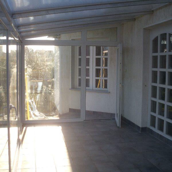 télikert építése Veresegyházán